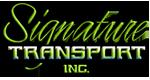Signature Transport Inc
